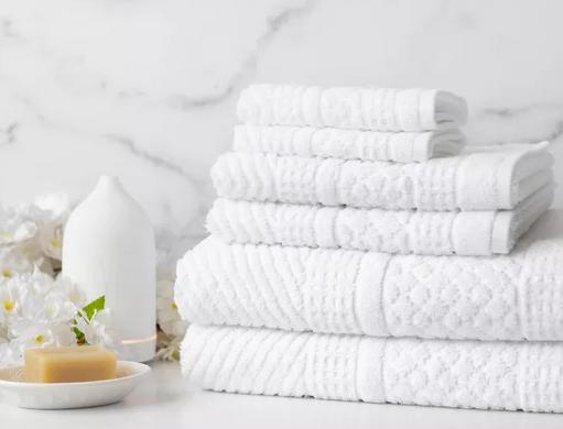 LOFT by Loftex 6-Piece Bath Towel Sets