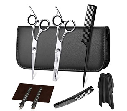 Professional Hair Cutting Scissors Set only $7.95!