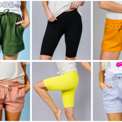 Cents of Style Shorts