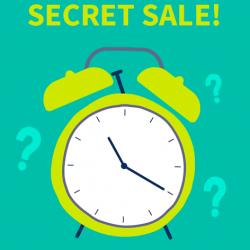 Carter's Secret Sale