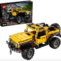 LEGO Technic Jeep Wrangler Building Kit