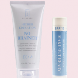 FREE Samples of Higher Education Skincare
