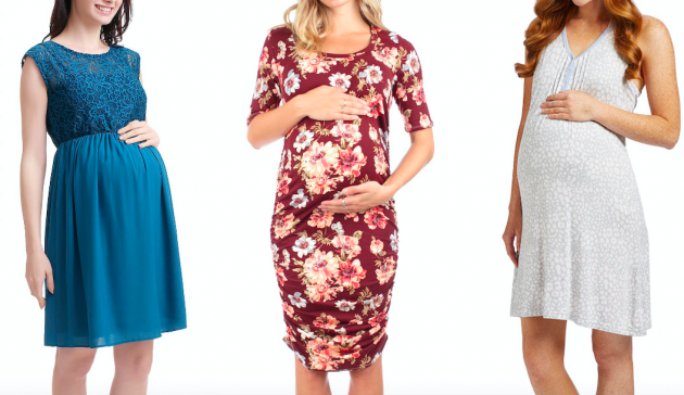 Must-Have Maternity Dresses