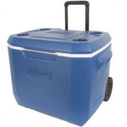 Coleman 50 QT. Xtreme Hard-Sided Rolling Thermocooler