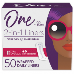 FREE Poise 50-Count Liners at Walgreens
