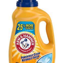 Arm & Hammer Clean Burst Liquid Laundry Detergent, 32 Loads