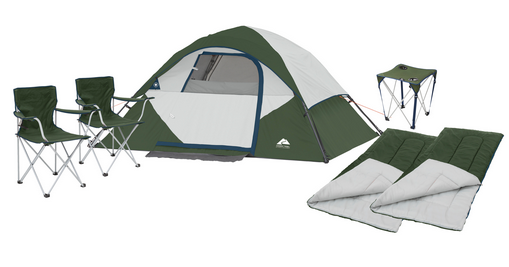 Ozark Trail 6-Piece Camping Combo