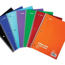Staples Notebooks