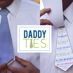 Free Printable Father's Day Tie
