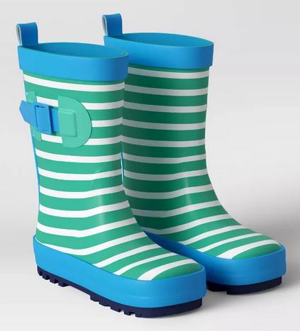 Kids' Garden Rain Boot