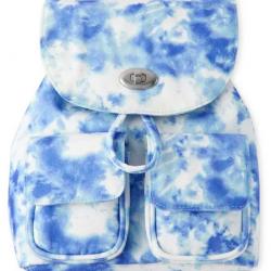 Girls Tie Dye Mini Backpack