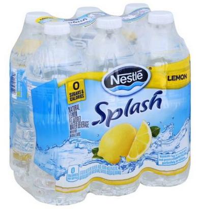Nestle Splash Water (6 ct)