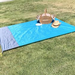 Ultimate Picnic/ Beach Blanket Fits in Bag