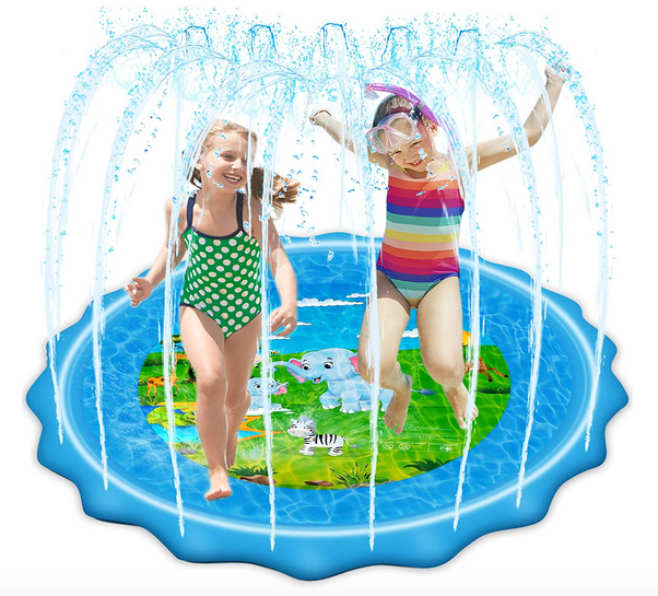 Sprinkler & Splash Play Mat