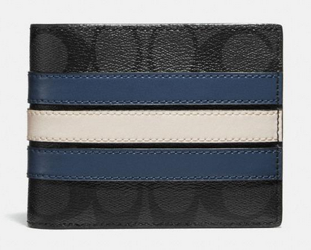 Coach Men's 3-in-1 Wallets Just $58.90 with FREE Shipping (Reg. $198)