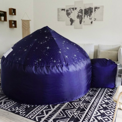 Starry Night Inflatable Play Tent