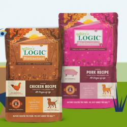 Free 1# of Nature's Logic Dog Food
