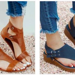 Boho-Chic Sandals