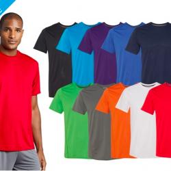 Gildan Men's Performance Tech T-Shirts 8-Pack