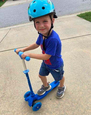 Kicksy Mini Scooter