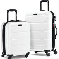 Samsonite Omni PC Hardside Expandable Luggage with Spinner Wheels