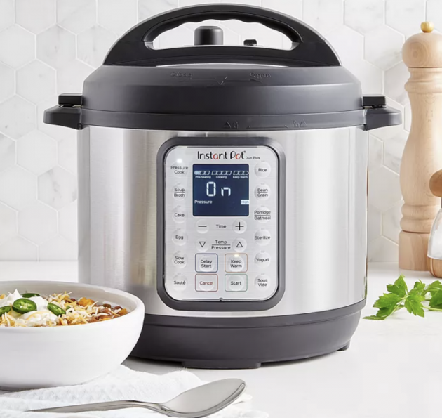 *HOT* Instant Pot Duo Plus 6-Quart 9-in-1 Multi-Cooker for just $54.95 shipped, plus more!