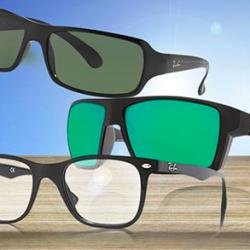 Ray-Ban, Costa, & Oakley Sunglasses