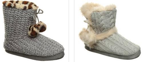 BEARPAW: Fleece Boots