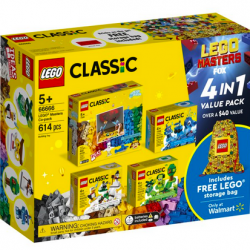 LEGO Masters Creative Building Toy Value Set