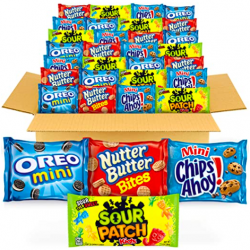 Cookies & Candy Variety Pack, 32 Snack Packs