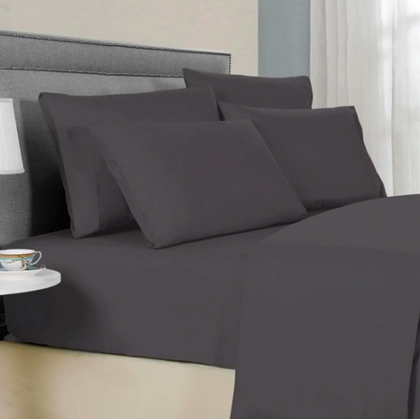 Ultra Soft Bamboo Blend Solid Sheets, 4-Piece Sets just $26.99 shipped!