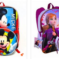 School-Cool Character Backpacks