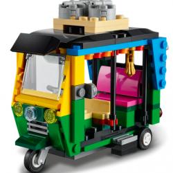 LEGO Creator Tuk Tuk Building Set