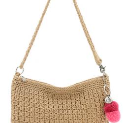 Crochet Crossbody Bag by The Sak
