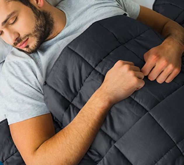 Bedsure Weighted Blankets from $17 Shipped on Amazon
