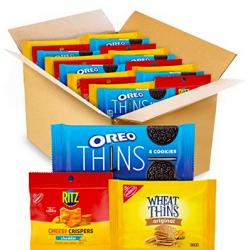 Nabisco Cookies & Crackers 48-Count Snack Pack