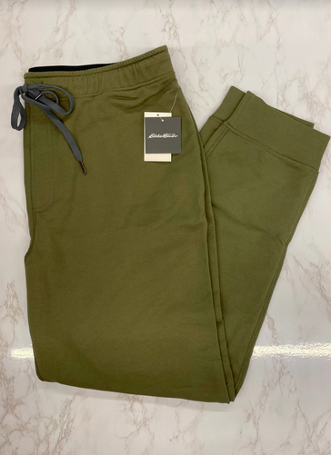 Eddie Bauer Men's French Terry Lounge Jogger