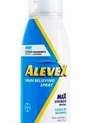 AleveX Pain Relieving Spray (3.2 oz)