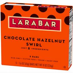 Larabar Chocolate Hazelnut Swirl