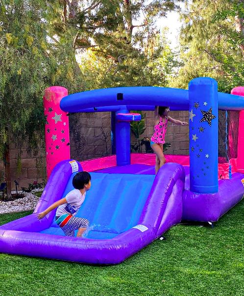 Jump & Slide Bounce House