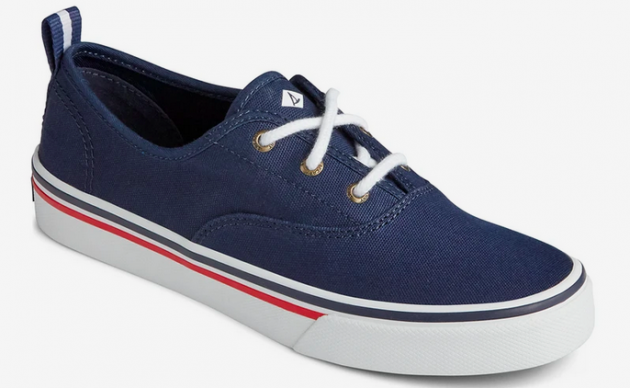Sperry Women's Crest Cvo Canvas Sneakers