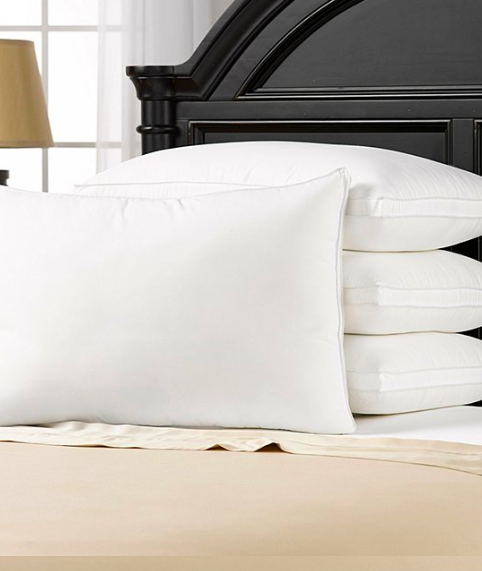 4-Piece Hypoallergenic Pillow Set
