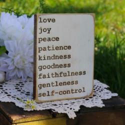 Uplifting Scripture Signs