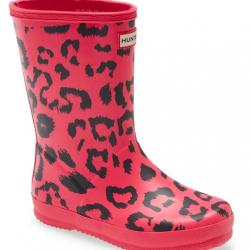 First Classic Waterproof Rain Boot
