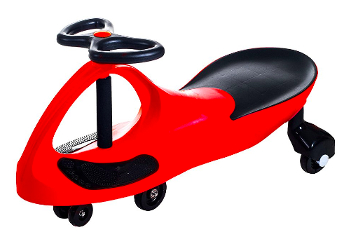 Lil Rider Ride-on Wiggle Cars Lone $26.99 Aft Exclusive Discount!
