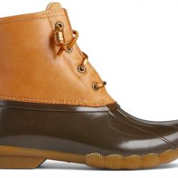 Women's Saltwater Starlight Leather Duck Boot