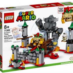 LEGO Super Mario Bowser's Castle Boss Battle Expansion Set