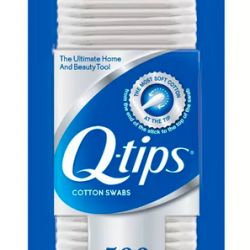 Q-Tips 500-Count Packs Just 89¢ Each
