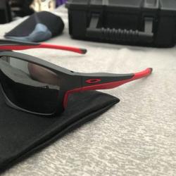 Oakley Men's MPH Chainlink Polarized Sunglasses