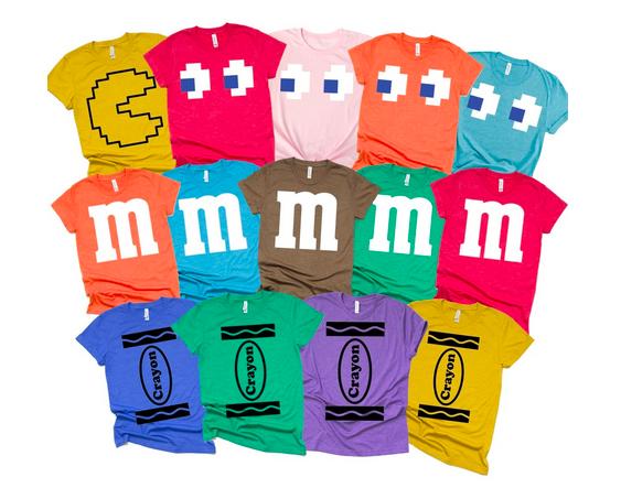 Shirt Costume Tees